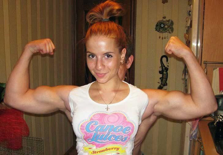 Ето как изглежда една силна жена