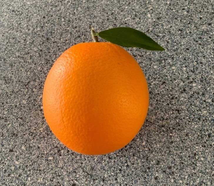 Перфектният портокал
