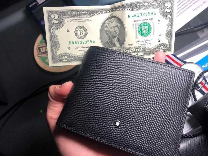 """""""Купих си портфейл и в него открих $2"""""""