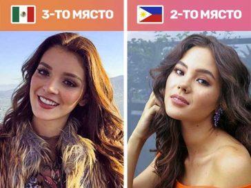 Страните с най-красиви жени на света според експерти