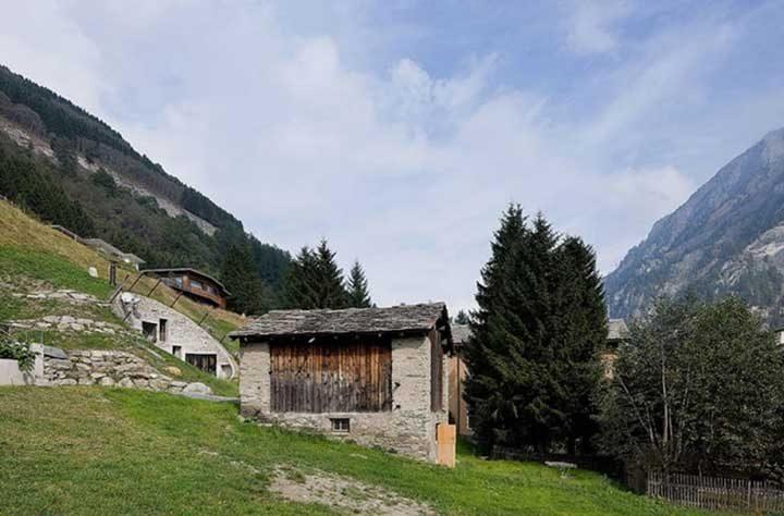 Вила Валс във Валс, Швейцария