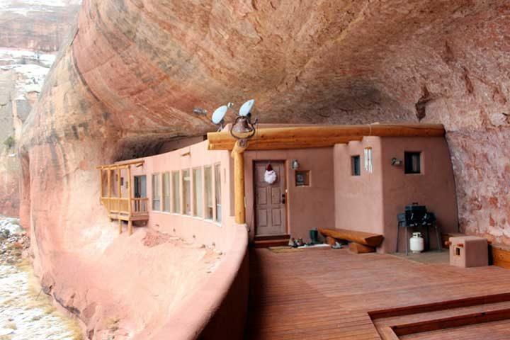 Имение в каньона в Юта, САЩ