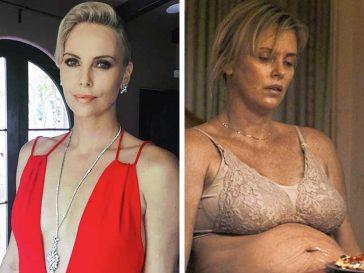 14 акртьори, направили фрапиращи телесни трансформации заради роля