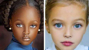 15 очарователни деца модели, които не можеш да спреш да гледаш