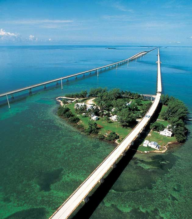 Мостът от 7 мили, САЩ