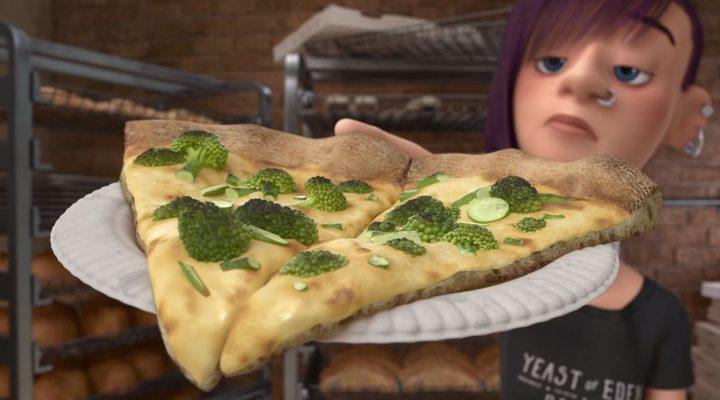 В Шотландия са създали пица, която съдържа 30% от необходимите дневни хранителни вещества
