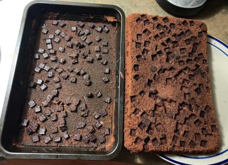 """""""Опитах да направя кекс... И почти успях!"""""""