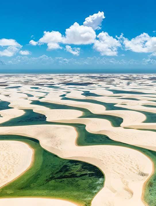 Национален парк Ленсоа Маранхенсес, щата Мараняо, Бразлия