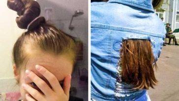 20 болезнени снимки, които само жените с дълга коса биха разбрали