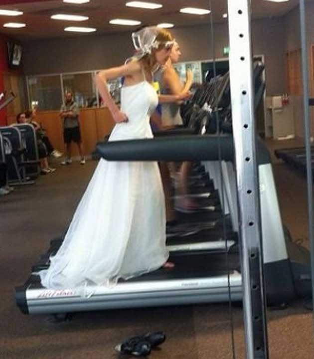 Един начин да се отървеш от досадните ухажори във фитнеса