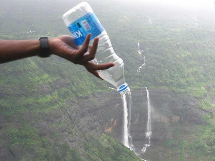 Уникален водопад!...