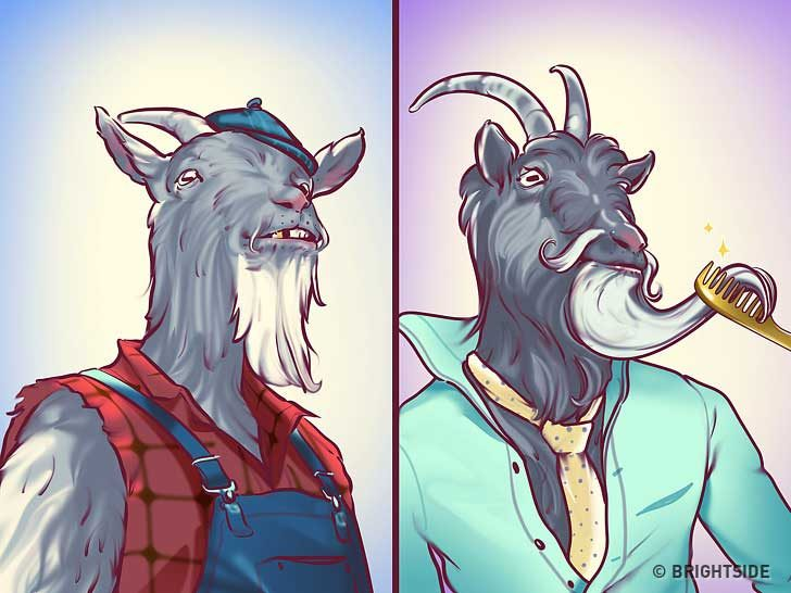 Днес мъжете обръщат много повече внимание на брадите си