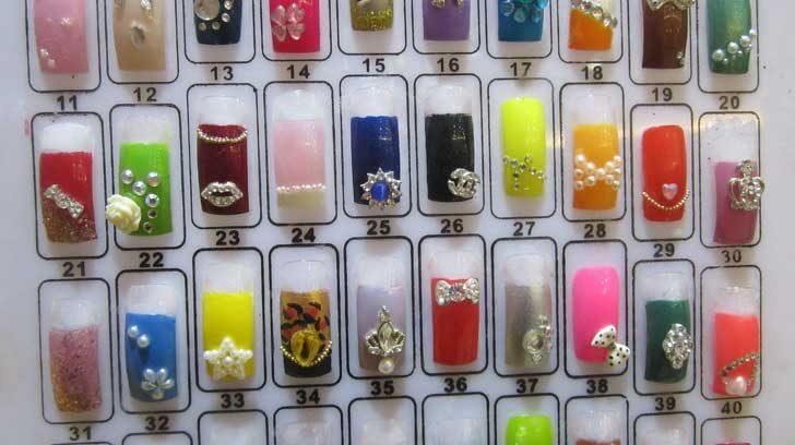 Ако решиш да си направиш маникюр в Китай, всеки твой пръст ще сияе