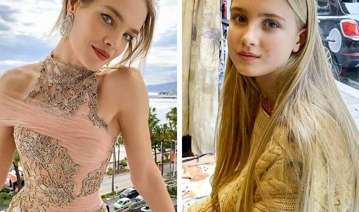 Как изглеждат децата на най-красивите жени в наши дни