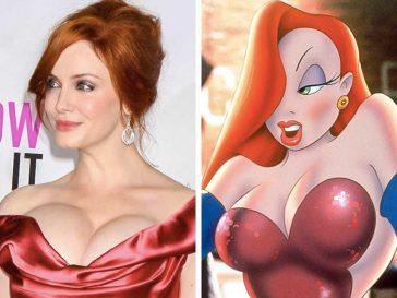15 истински двойници на известни анимационни герои, които изумиха целия свят