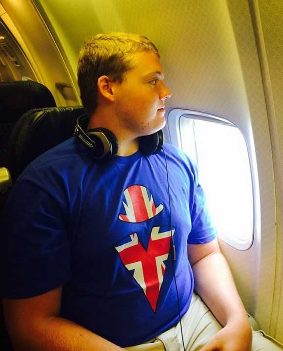 """""""Ще се насладиш на невероятни гледки от самолета, казаха те"""""""