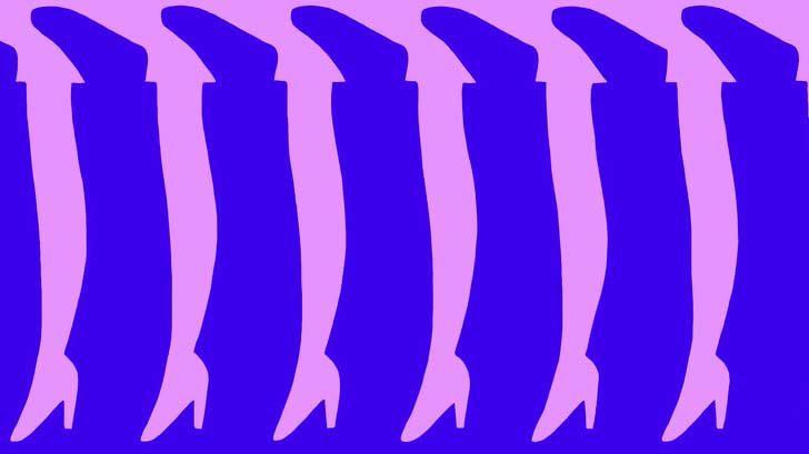 Колко крака виждаш?