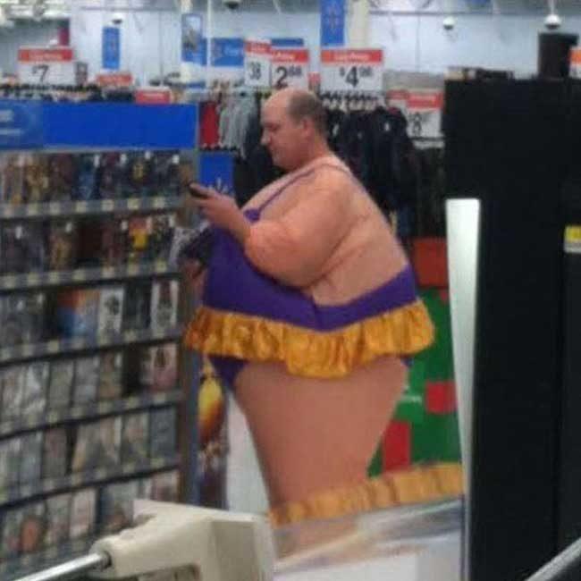 Когато обръщаш твърде много внимание на външния си вид, дори и просто да отиваш до магазина