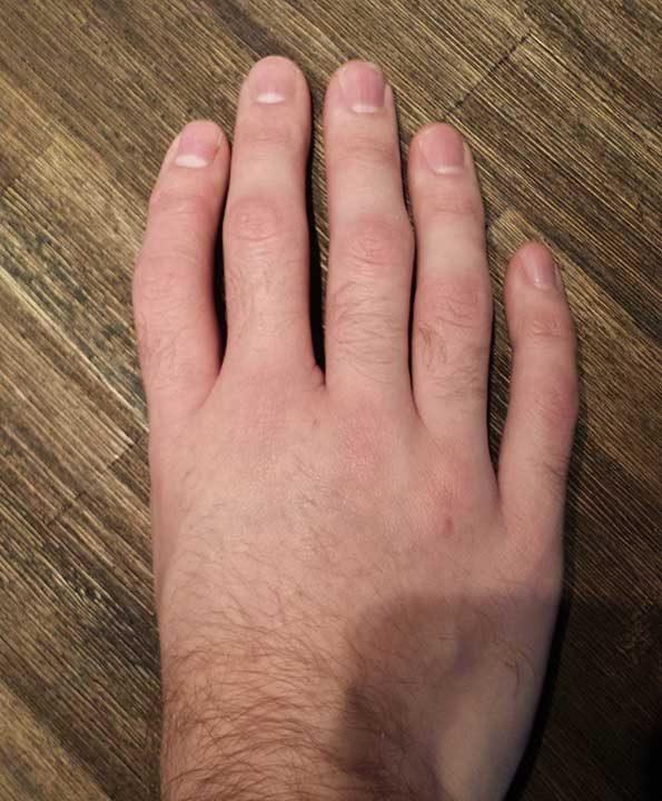 Колко пръста виждаш?