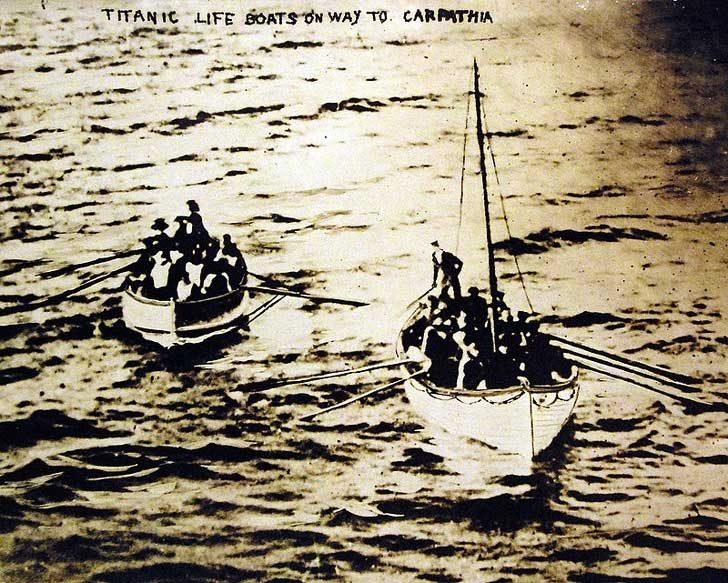 Титаник не е потънал от айсберг