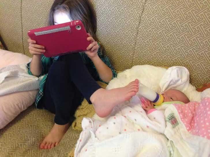 """""""6-годишната ми дъщеря е страхотна в многофункционалността"""""""