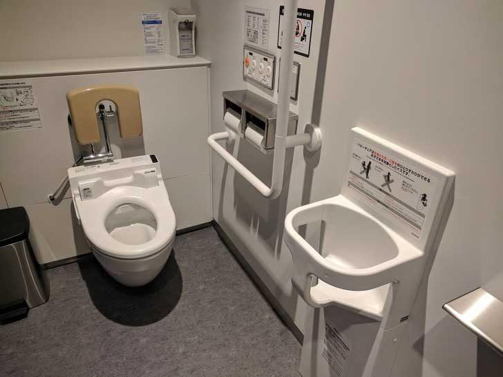 Японско бебешко столче за тоалетна