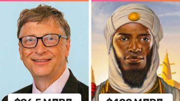 10 от най-богатите хора в историята, които правят днешните милиардери да изглеждат бедни
