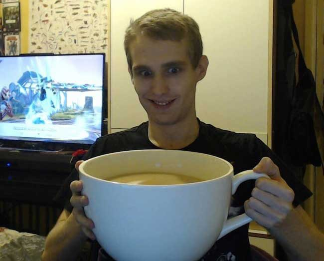 Когато отчаяно се нуждаеш от сутрешно кафе