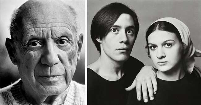 Две от децата на Пикасо, които са талантливи и ексцентрични също като него