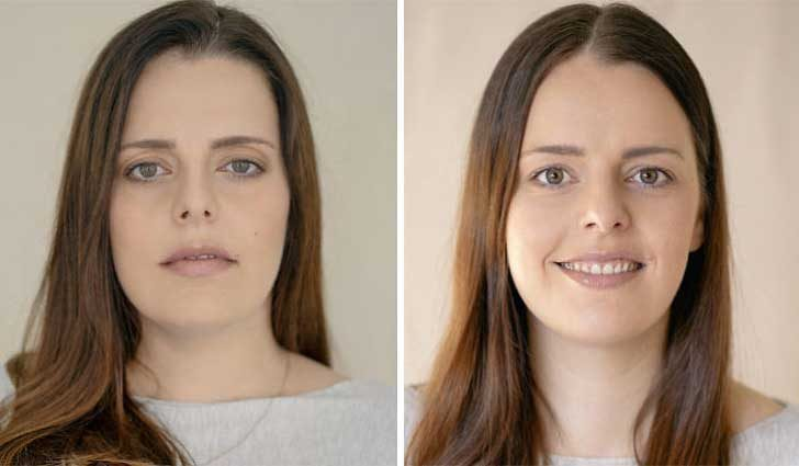 Фотограф прави снимки на жени, преди и след като станат майки. Всичко е в очите им