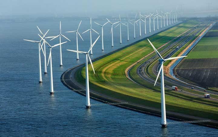 Магистрала в Холандия