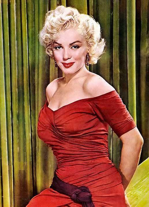 1953: Мерилин Монро