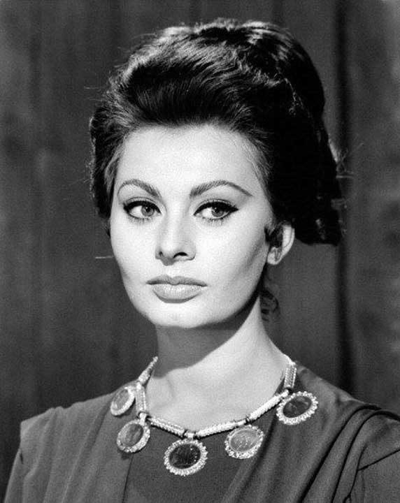 1955: София Лорен