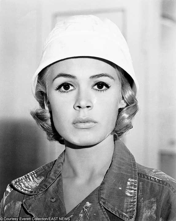 1958: Сандра Дий