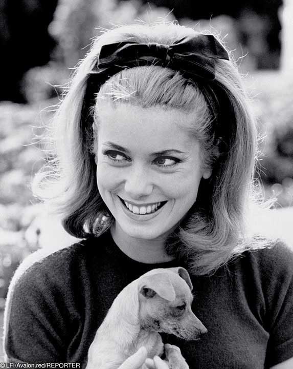 1961: Катрин Деньов