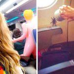 15 забавни снимки на най-лудите ситуации по време на полет