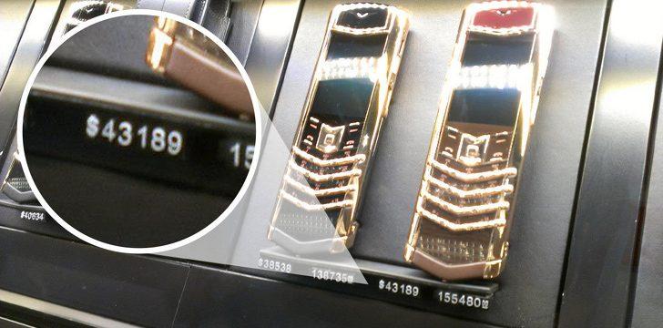 """""""Някои телефони, които видях да се продават на летището в Дубай"""""""