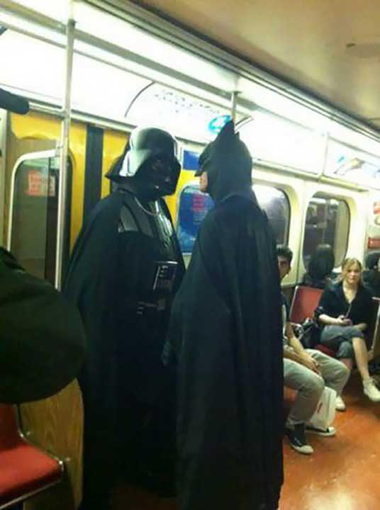 """""""Брус, аз съм твоя баща"""""""