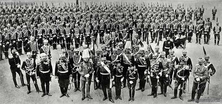 Първите тържества, отбелязващи датата 22 септември се провеждат във Велико Търново през 1909 г.