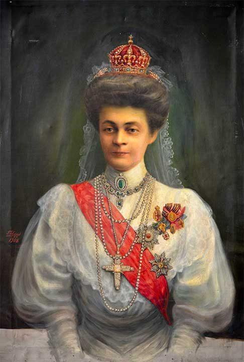 Царица Елеонора дарява на Велико Търново 60000 лева лични средства