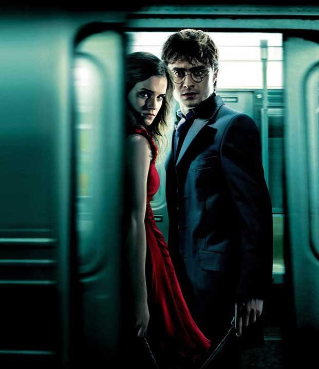 """""""Хари Потър и Даровете на Смъртта: Първа част"""""""