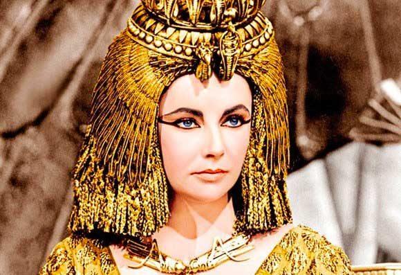 Клеопатра е с египетски произход
