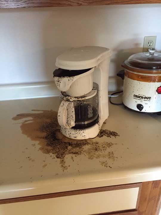 """""""Гаджето ми, който е на 21 години, тази сутрин приготви за първи път кафе"""""""