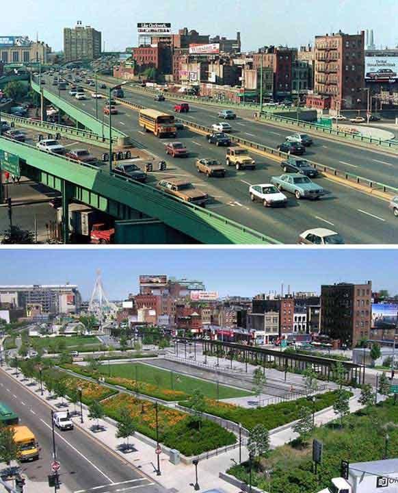 Бостън, с 30 години разлика