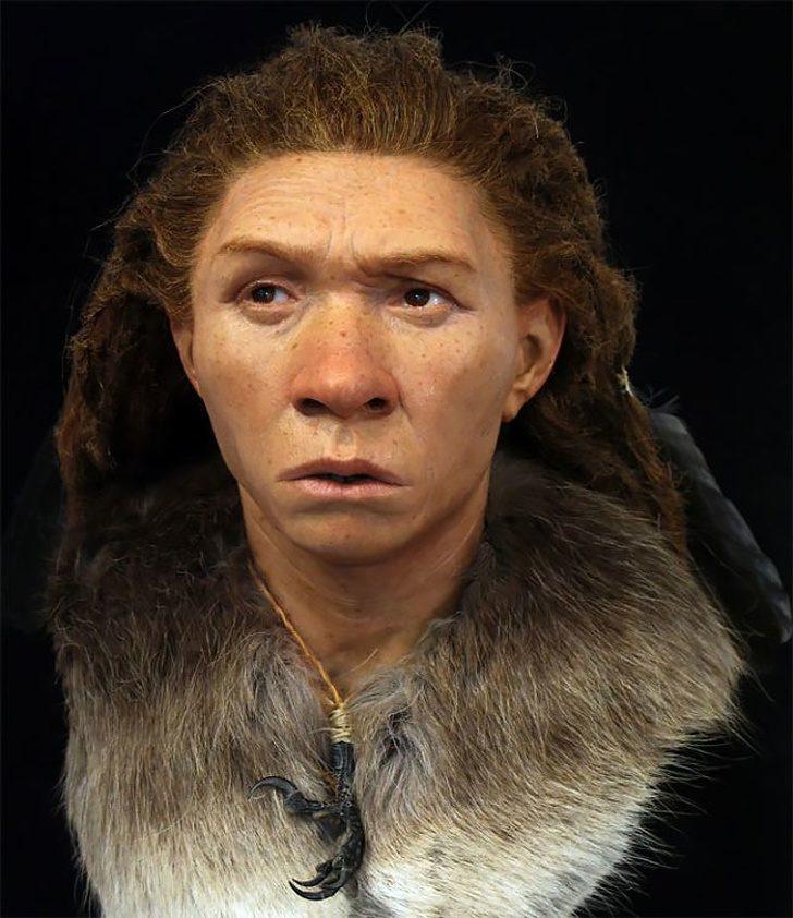 Неандерталска жена, за която се смята, че е живяла преди 45000 години, открита в Гибралтар през 1848 г.