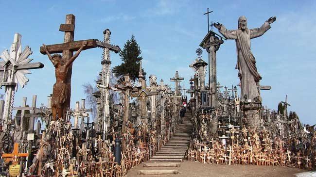Хълмът на кръстовете