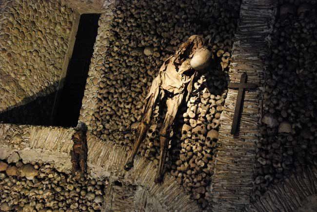 Параклис на костите