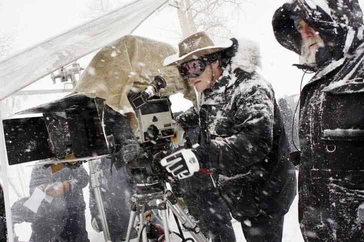 "Куентин Тарантино режисира ""Омразната осморка"""