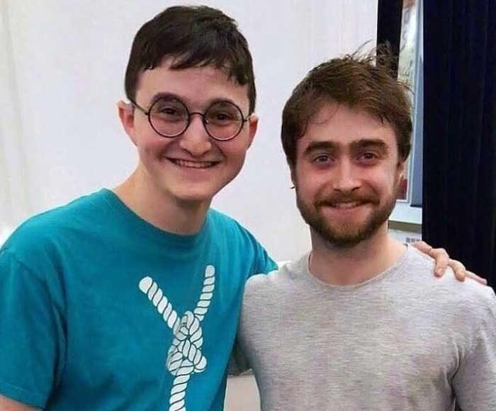 Когато приличаш повече на Хари Потър от самия Хари Потър