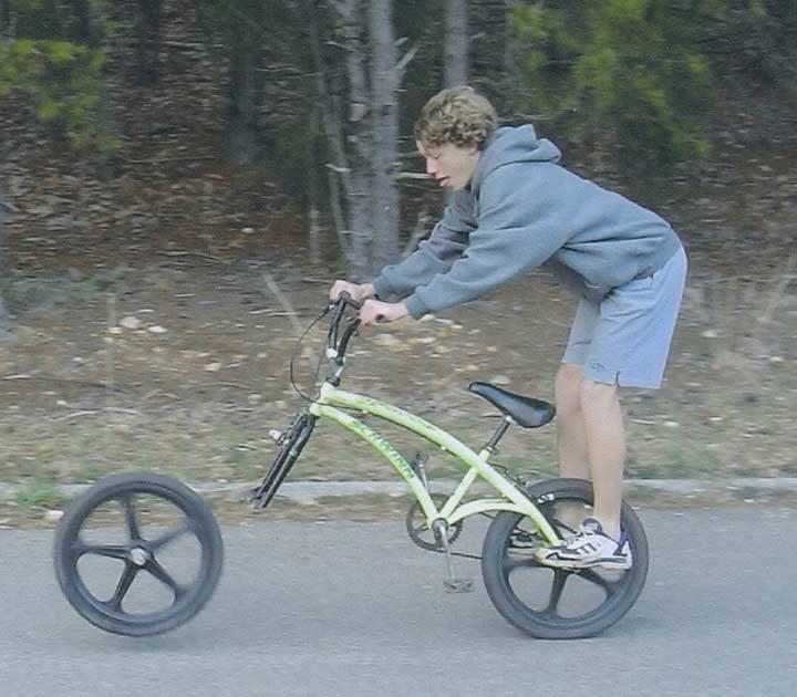 Не е зле преди да излезеш да караш, да провериш дали всичко с велосипеда ти е наред...